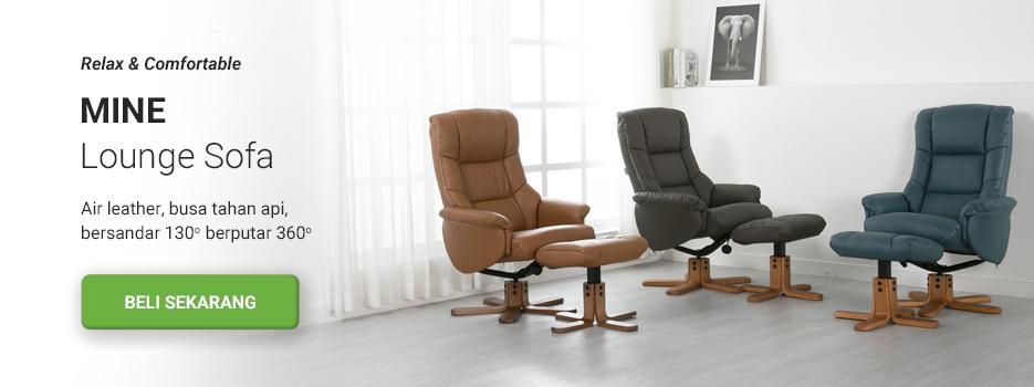 MINE Lounge Sofa