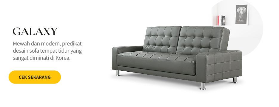 GALAXY Sofa Bed